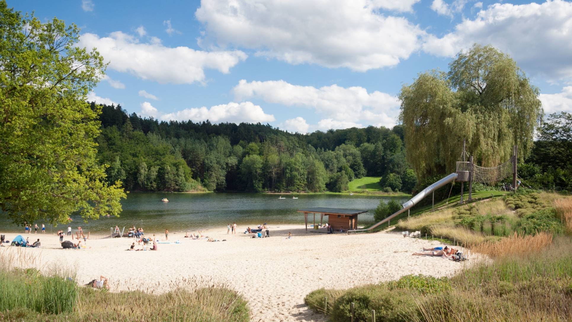 Strandbad Twistesee